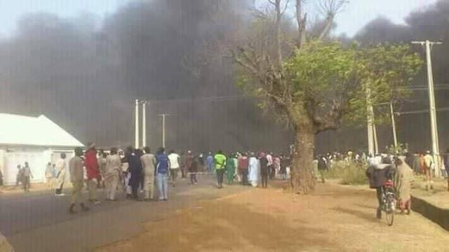 Zamfara State Protest: Buhari Fold Arms Over Continue Killings As Nigeria Army Kill Three Protesting Refugees