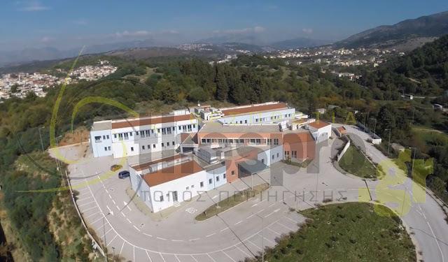 Προς ενοικίαση το κυλικείο στο ΤΕΠ Ηγουμενίτσας