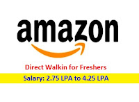 amazon-walkin-for-freshers