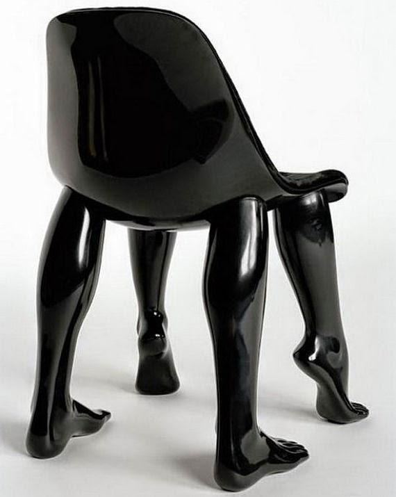 sillones muy peculiares.