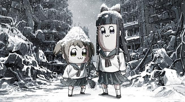 Anime Parody Terbaik - Pop Team Epic