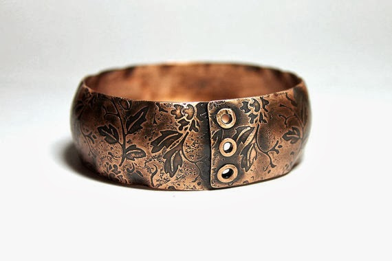 Elements Copper Jewelry