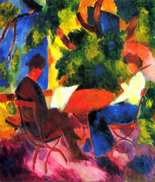 August Macke German Artist
