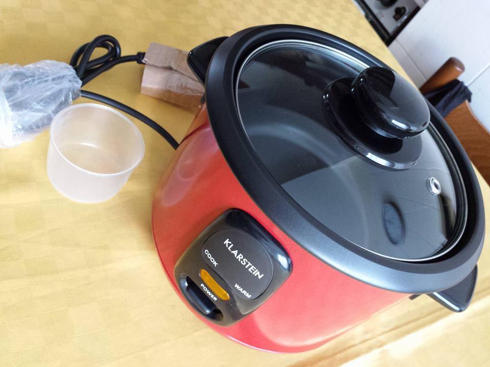 Parliamone testando cuociriso osaka ottimo aiuto in cucina - Aiuto in cucina ...