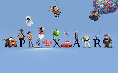 My Top 5 Pixar Films