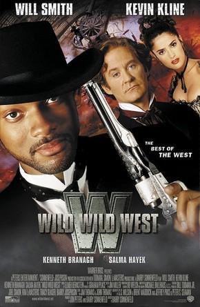 As Loucas Aventuras de James West - Full HD 1080p