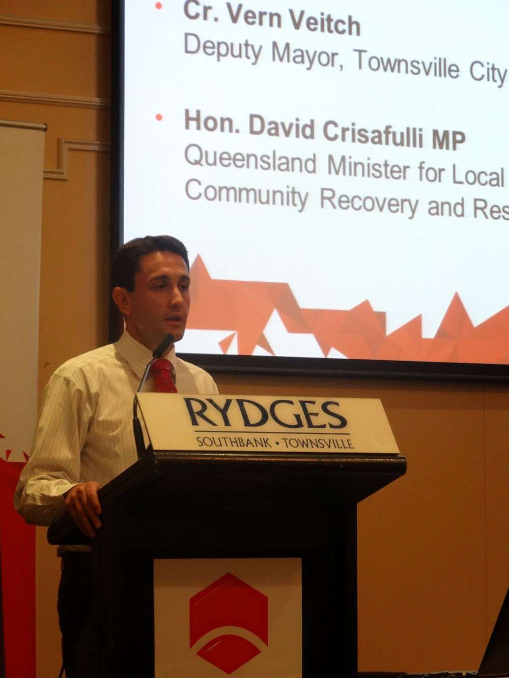 Labor View from Bayside: Townsville Money Trail: Political