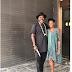 Genevieve Nnaji Beautiful As She Strikes A Pose Beside Kanayo O. Kanayo