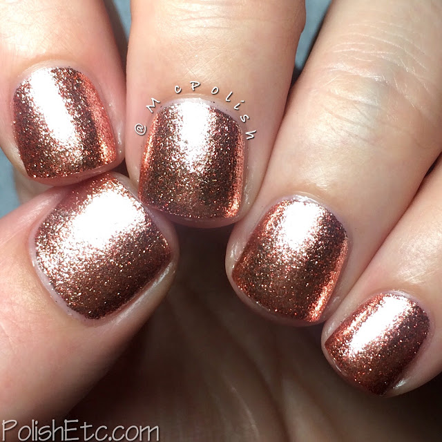 Cirque Colors - Holiday 2015 Collection - McPolish - HALCYON