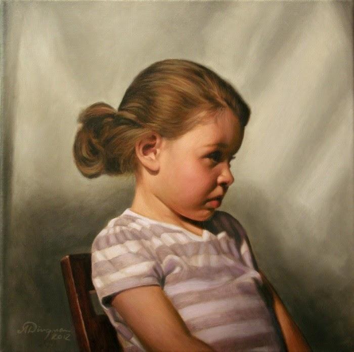 Изобразительное искусство. Alan Dingman