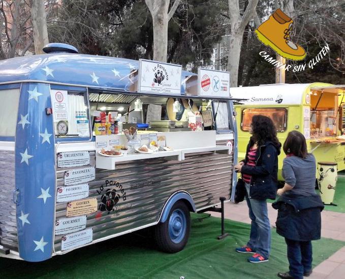 La Pavonta Gourmet - Street Food Vintage Caravan Gluten Free