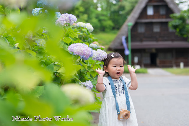 太閤山ランドロケーション撮影