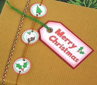 merry christmas tags