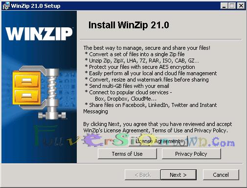 Download WinZip Pro Latest Full