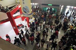 2018年 國際重型機車展 MOTOR CYCLE SHOW