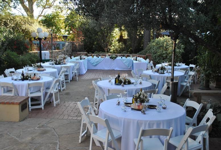 Tucson Botanical Gardens Wedding Venue