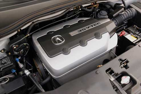 ACURA MDX StanisWheels Blog We Love Cars - Acura mdx engine