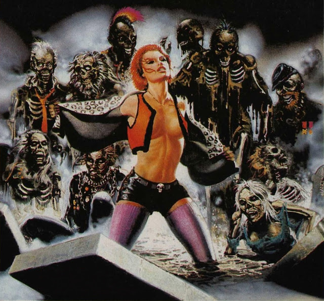 Return of the Living Dead (poster Francia)