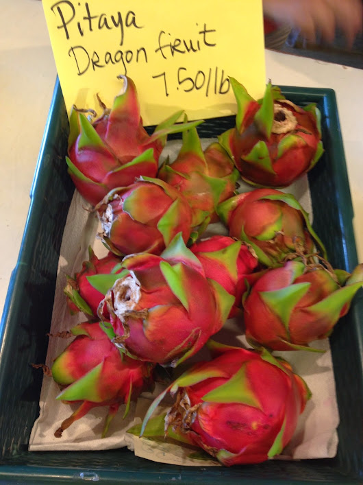 Dragonfruit Season