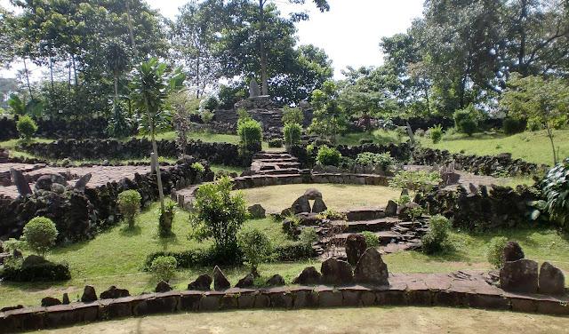 cipari kuningan megalithic site indonesia