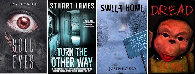 Image: Click for Top 100 Free Horror Suspense eBooks