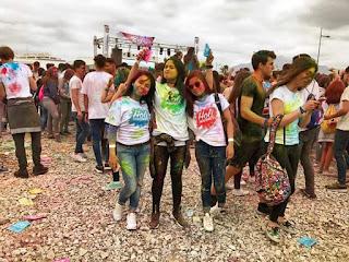 holi colours costa del sol 2017