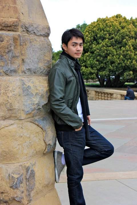 Man Central: Ron Morales: In Casual Wear