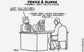 sollicitatie humor Geen Woorden maar Banen: Humor en Arbeidsmarkt sollicitatie humor