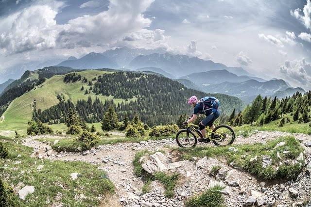 singletrail mountainbike mtb oisternig
