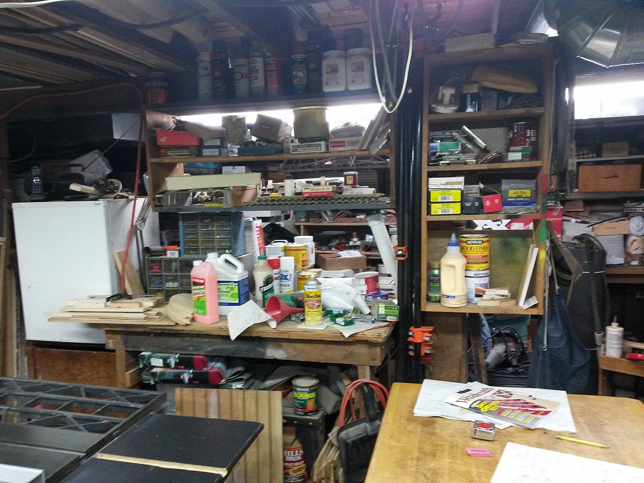 Work Shop of Frank Matz