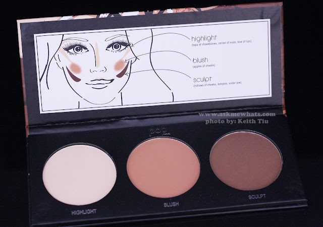 a photo of POP Beauty Pop Contour 101