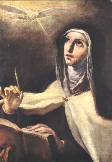 Santa Teresa de Jesús, amor y poesía, Ancile