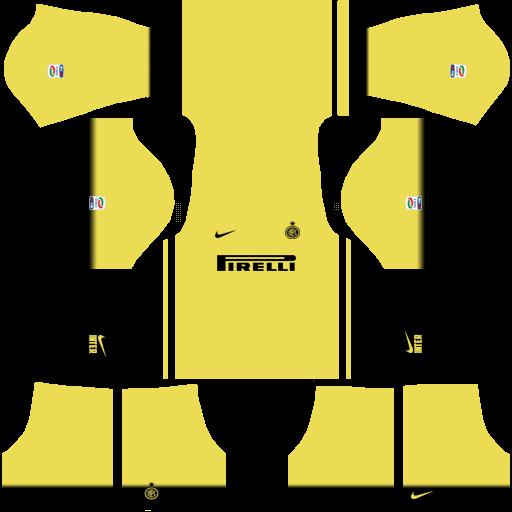 newest b99da d09fc Inter Milan Logo and Kits 2016 2017 Dream League Soccer Bil