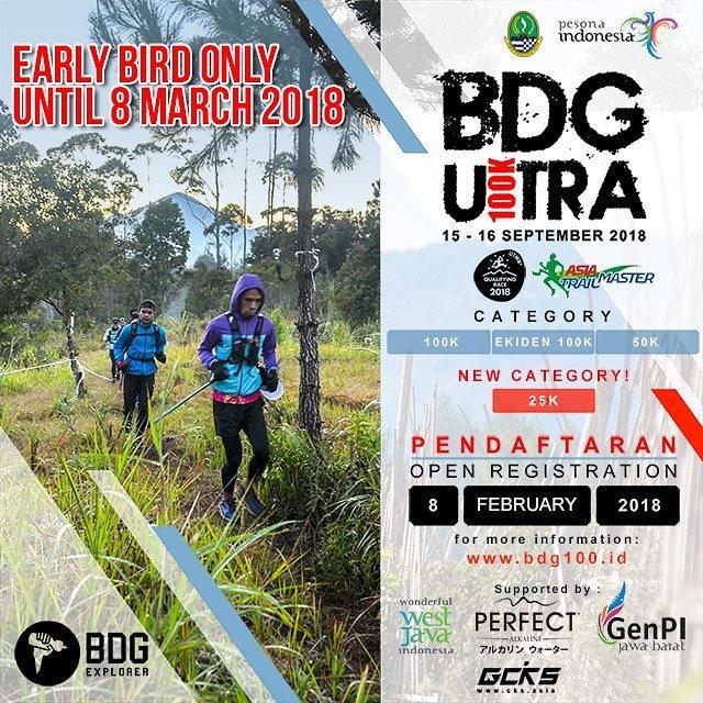 Bandung Ultra 100 • 2018