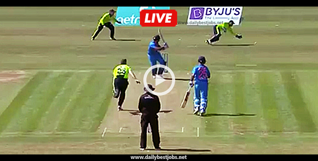 Ireland Vs India LIVE Streaming T20I Live Cricket Scores