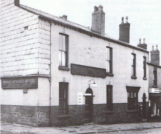 Prince Of Wales Mount Street Bolton