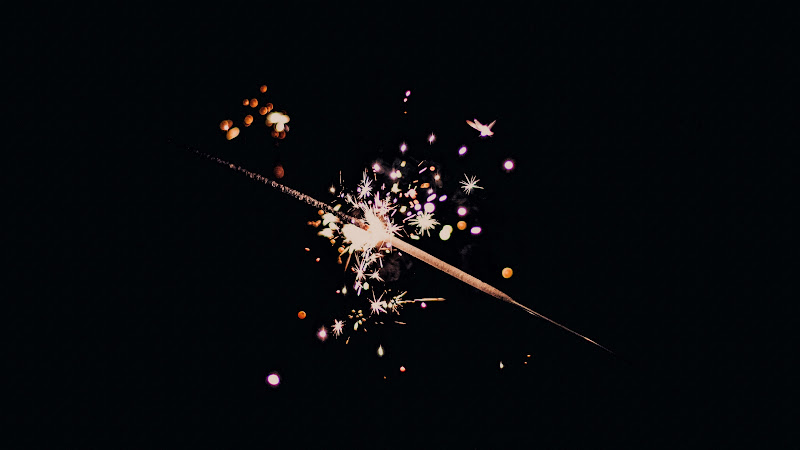 Holiday Sparklers 2