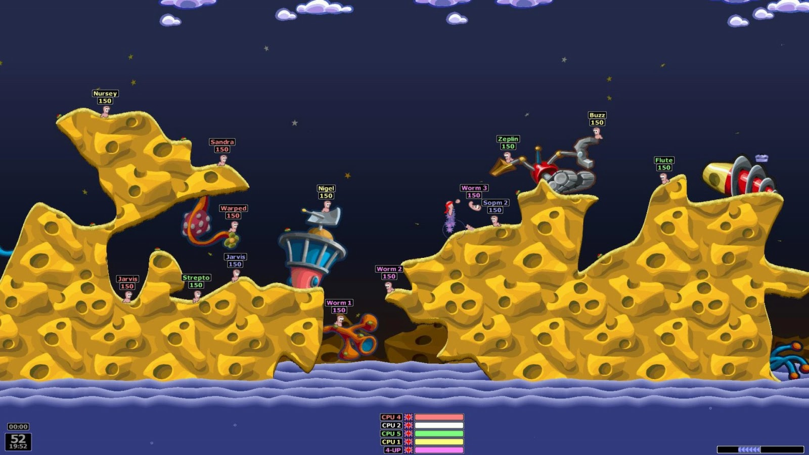 Worms Online Free