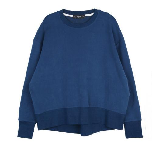 Wide Banded Sweatshirt