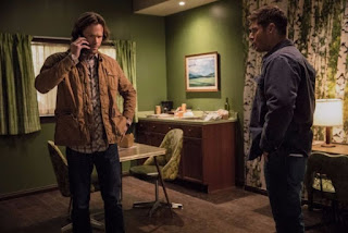 "Recap/review of Supernatural 12x21 ""There's Something About Mary"" by freshfromthe.com."