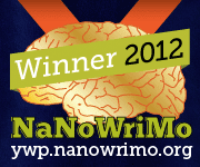 NaNoWriMo 2012 Winner!