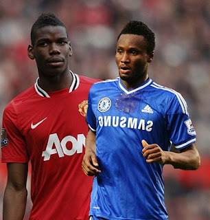 Mikel Better Than Pogba - Paul Parker