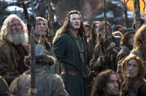 The Hobbit: The Battle of the Five Armies for the third straight week tops box office for 3rd weekend
