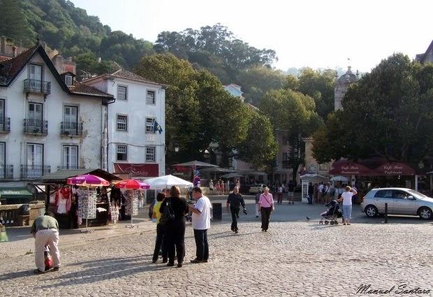 Sintra, centro storico