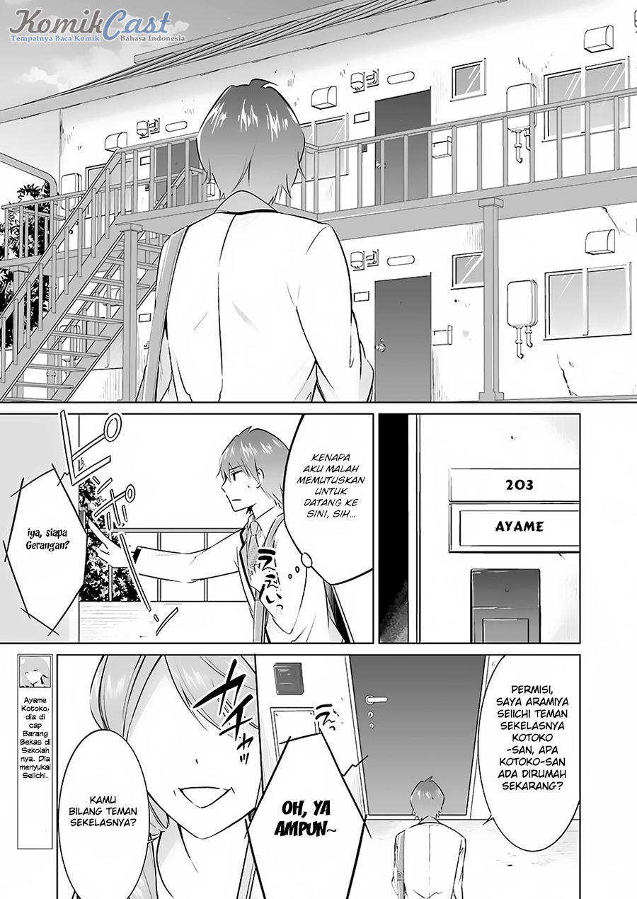 Manga Chuuko Demo Koi Ga Shitai Chapter 16 Bahasa Indonesia