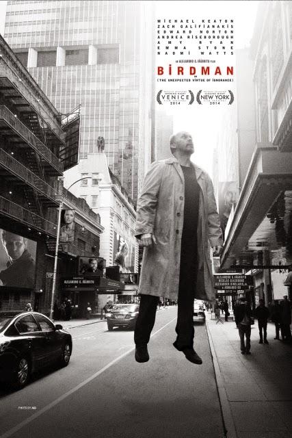 BIRDMAN (Alejandro González Iñárritu-2014)