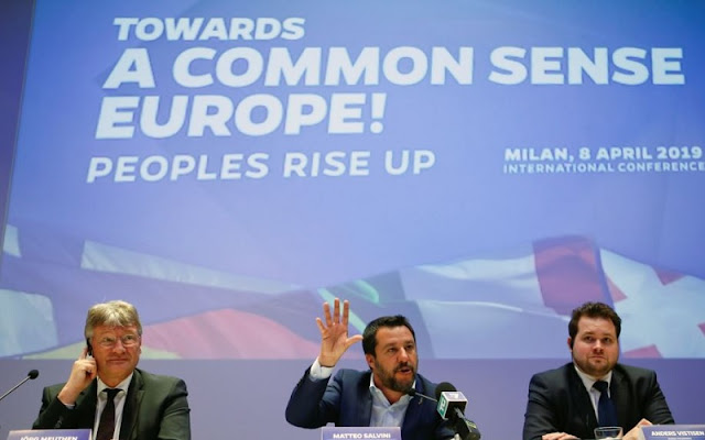 Salvini: Turkey has no place in Europe; Islamic extremism, the Europe's no. 1 enemy