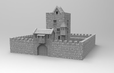 The Towerhouse + walls picture 1