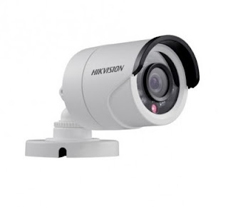Caméra HIKVISION Bullet Turbo HD 720P