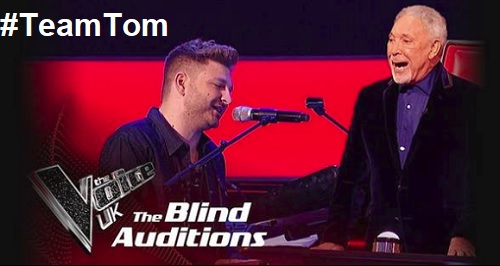 country routes news: The Voice UK 2019, episode 1: Peter Donegan and